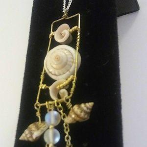 Jewelry - Seashell Necklace